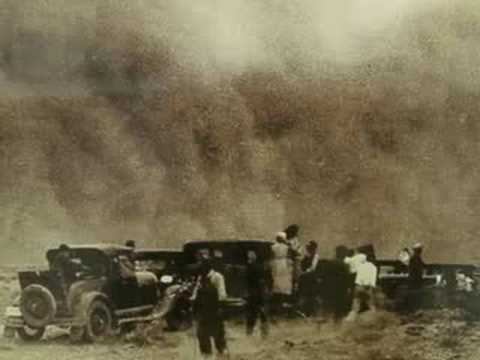 Dust Bowl Memories