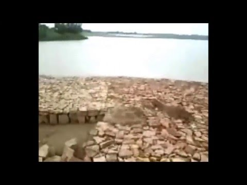 ROCK FILL EMBANKMENT DAM Construction
