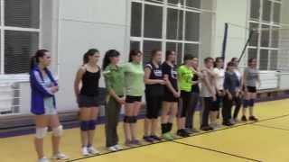 Секция №4: Волейбол