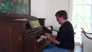Amazing Grace on Pump Organ