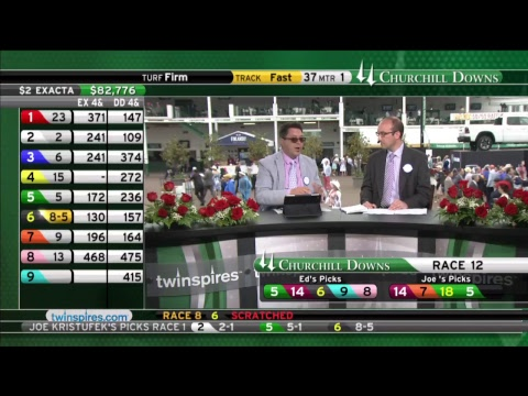 Kentucky Derby Morning Show and Betting Tips