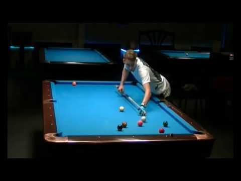 9 Ball Final Strokes of Genius Jan van Lierop v Marco Teutscher