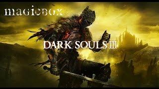 Dark Souls III PS4 тест драйв