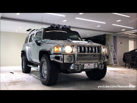 Hummer H3 2010 | Real-life review