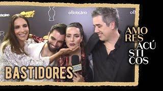 Baixar 'Bastidores' do show 'Amores Acústicos' com Silva, Ivete Sangalo e Jota Quest