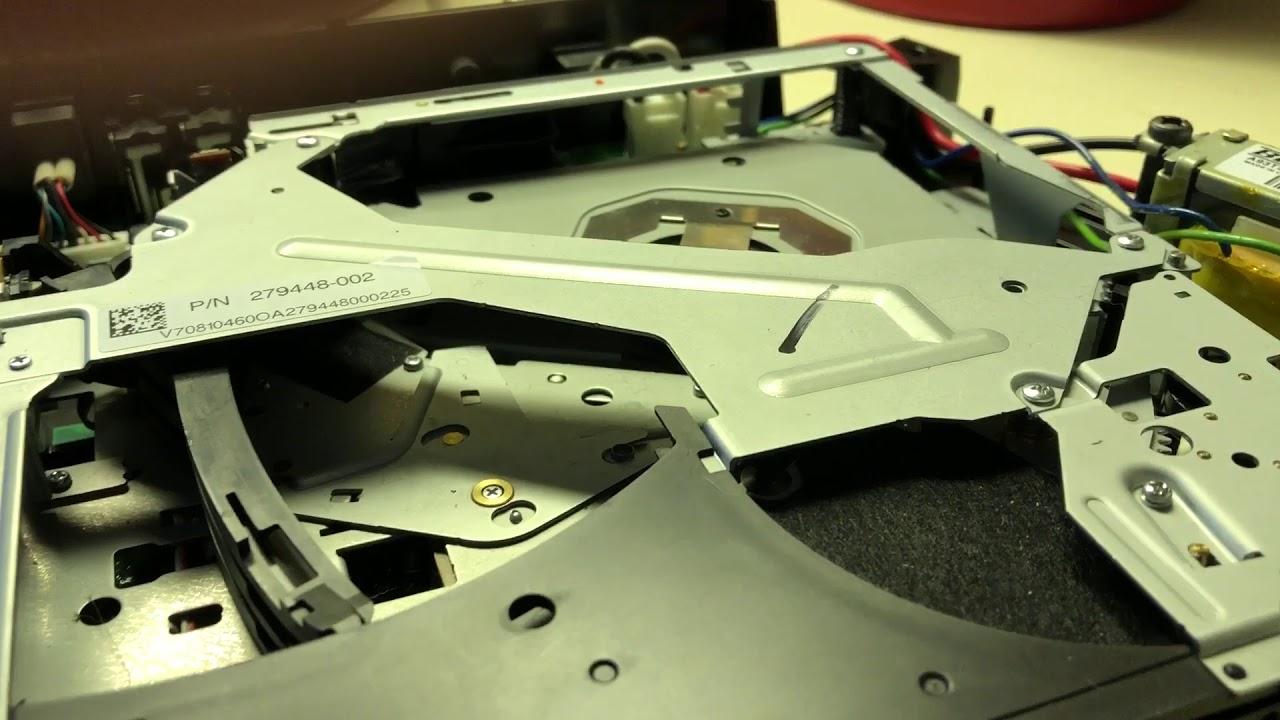 Bose Changer Disc Error