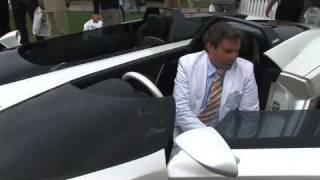 Lamborghini Concept S Videos