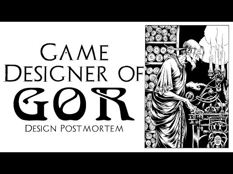 Developing the Gor RPG (Fixed)