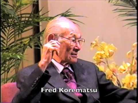 Fred Korematsu (2002) on His Case and Robert H. Jackson