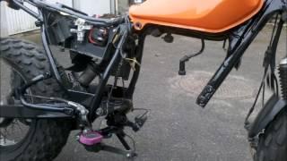 tw 125 orange