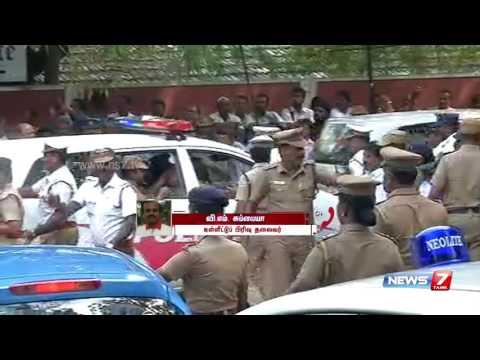 Amit Shah, Arun Jaitley visits Jayalalithaa in Chennai Apollo hospital : Update | News7 Tamil