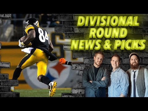NFL Playoffs 2015: Divisional Round News & Picks - The Fantasy Footballers