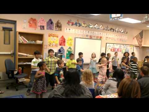 ANaiyahs Kindergarten Production pt4