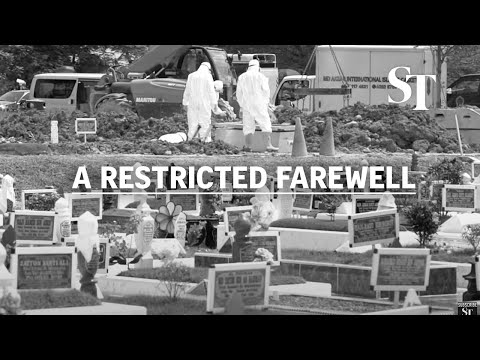 A restricted farewell: Covid-19's toll on bereavement