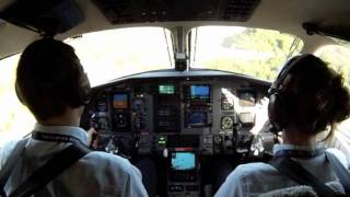 Tradewind Aviation Pilatus Landing Runway 10 St Bart