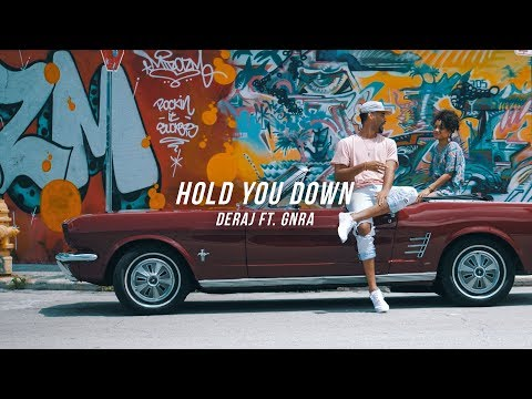 Hold You Down - Deraj (ft. GNRA) [Official Video]