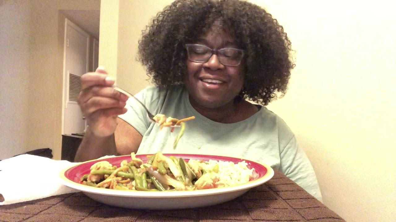 Weekday Dinner Mukbang