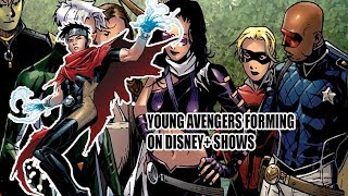 Disney+ Shows To Build Up Young Avengers Vision And Ms Marvel Casting Leaked