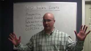 SEO Sales Lunatic | Selling SEO Services