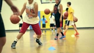 San Jose Ninja Basketball Clinic // Trailer