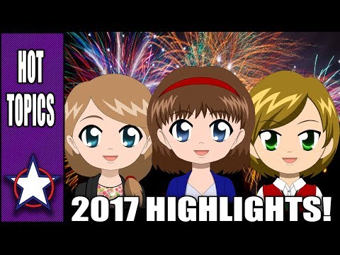 HAPPY NEW YEAR EVERYONE!   2017 Highlights