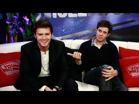 HalfTruths & Dance Crazes with Adam Brody & Hugo Becker