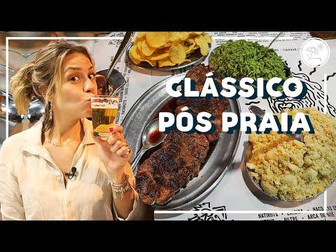 COMIDA DE PRAIA NO RIO DE JANEIRO  EP 03  Go Deb
