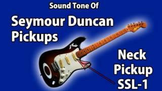 seymour duncan ssl 1 vs original pickups on my strat guitar