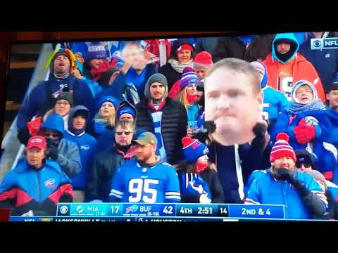 Last Buffalo Bills Game For Kyle Williams