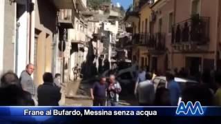 FRANA ACQUEDOTTO MESSINA A CALATABIANO