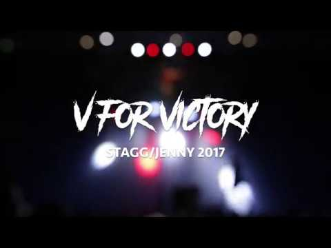 V for Victory - Pausunderhållning Stagg/Jenny Rugby 2017