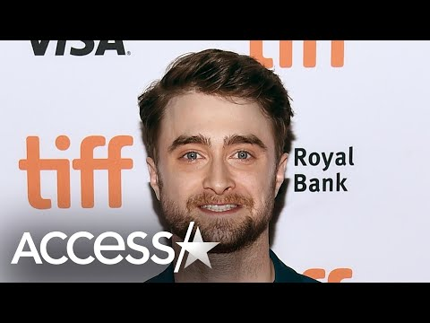 Daniel Radcliffe Admits Drinking Spiraled While Filming 'Harry Potter'