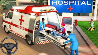 Accident City Ambulance Rescue Duty Simulator - Emergency Drive Best Android GamePlay HD