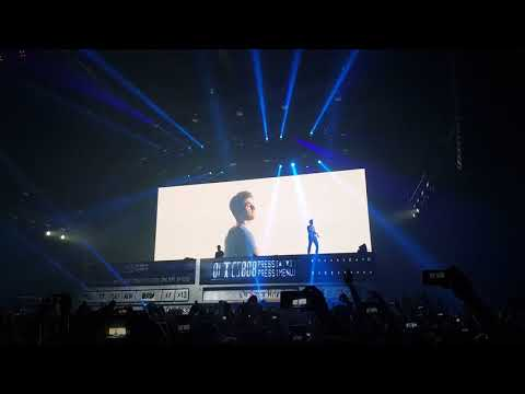 The Chainsmokers  Roses & Young Memories Do Not Open Tour 2017  in Bangkok, Thailand