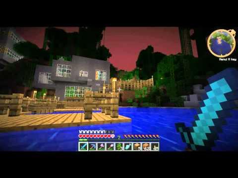 Dansk Mincraft - Episode 17 - Mo' Creatures Mod