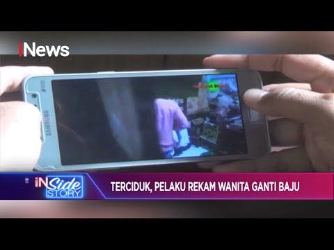 TERCIDUK! Rekam Wanita Ganti Baju, Laki-laki Berinisial BAS Dikirim Ke Penjara - INside Story 01/10