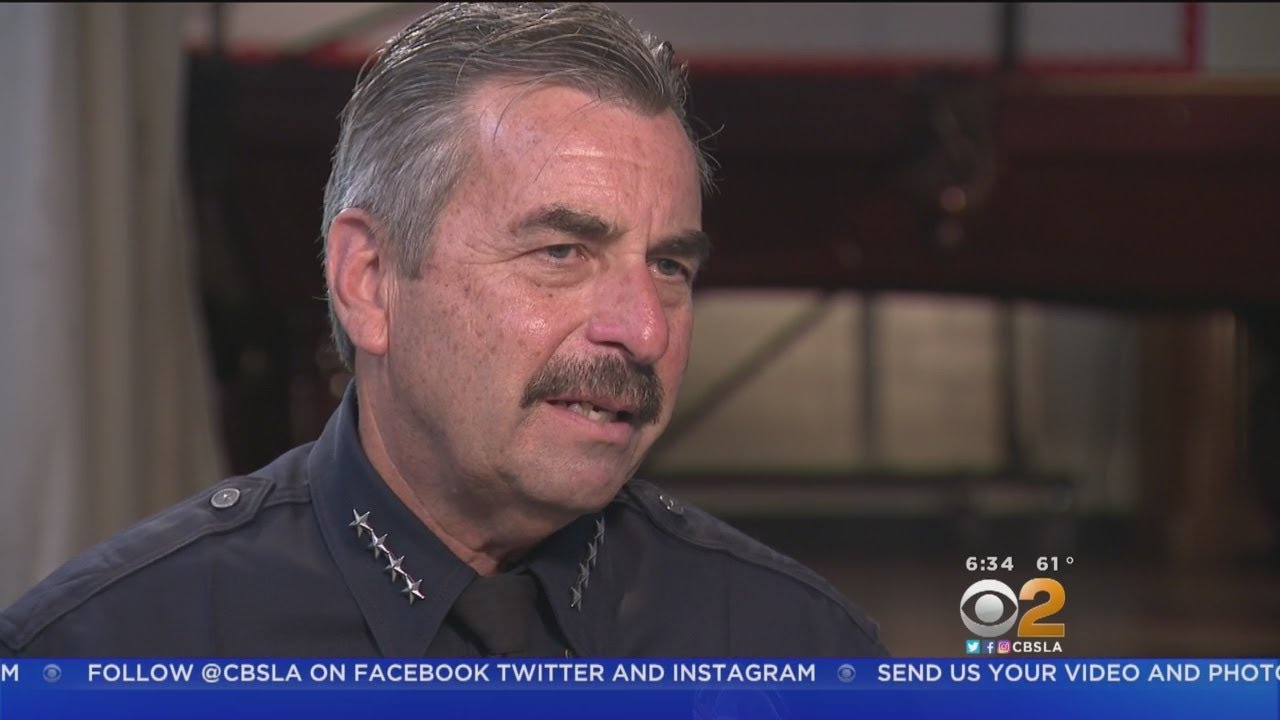Download Big Send-Off Planned For LAPD Chief Charlie Beck