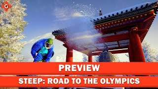 Steep: Road to the Olympics | Video-Preview