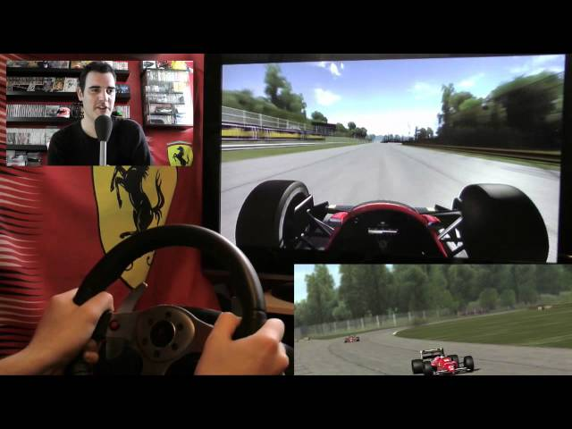 Test Drive Ferrari Racing Legends part 1