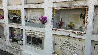 Niezwykły cmentarz - dzienniki
