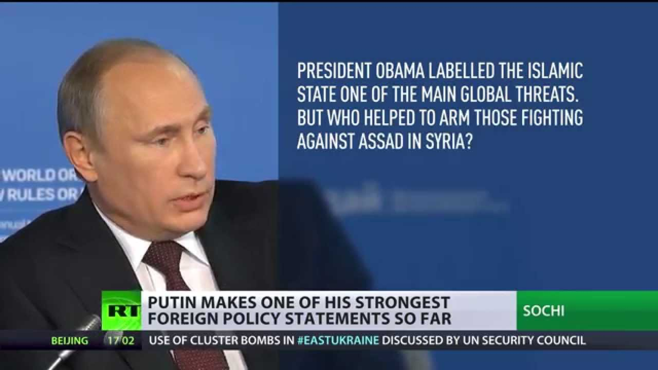Tough Talk Putins Key Quotes From Valdai Speech