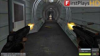 Devastation (2003) - PC Gameplay / Win 7 on Win 10 (VMware Workstation 12)