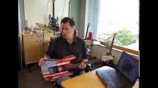 Making a 3D Printed Guitar