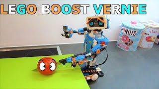Lego 17101 Boost Besuch von Vernie - COOKING VERNIE