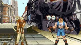 Guilty Gear ps1 All Destroyed + save game