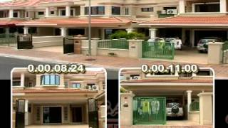 Bt Engineering Sdn Bhd - Legate Armless Security Automatic Folding Gate System