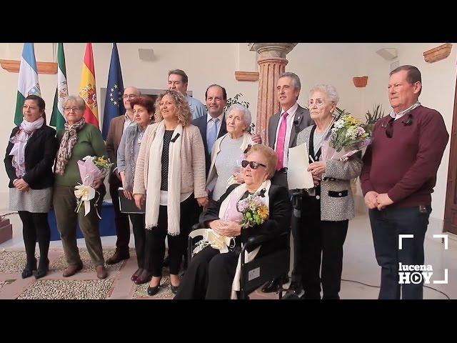VÍDEO: Doce mujeres lucentinas dan nombre a otras tantas calles del Polígono de Los Polvillares