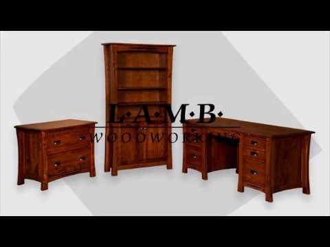 LAMB Woodworking | Home Office Furniture - Shipshewana, IN