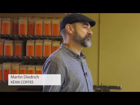 Bodhi Leaf Coffee Roasters - Martin Diedrich of Kean Coffee