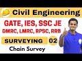 أغنية 9:00 AM | Civil by Nikhil Sir | Day #02 | Surveying | Chain Surveying